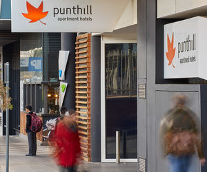 Punthill Apartment Hotels South Yarra Grand - Exterior