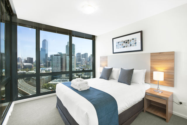 Melbourne Short Stay Apartments Mp Deluxe Southbank
