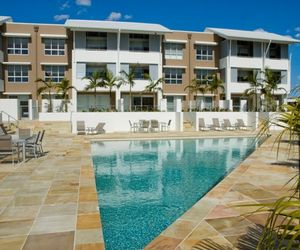 Chancellor Apartments - Pool Area
