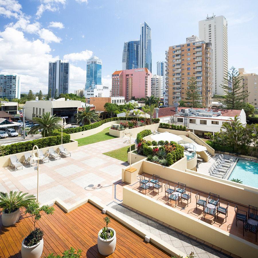 Mantra Legends Hotel Surfers Paradise Qantas Hotels Australia