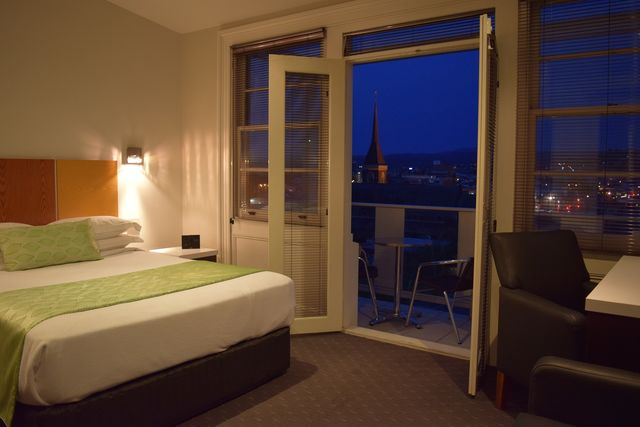 City View Room (private balcony rooms limited)