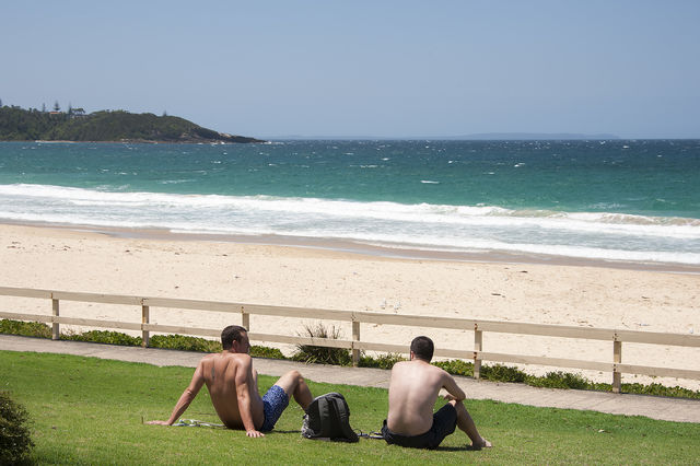 Mollymook Beach