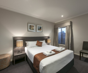 Hahndorf Resort Tourist Park - Resort Room