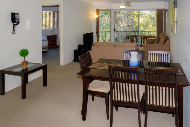 Well appointed lounge areas 2bedroom unit