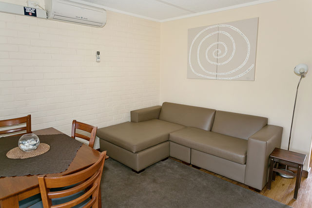 1-Bedroom Self Contained Apartment Lounge