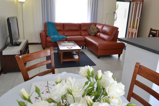 3-Bedroom Self Contained Apartment Lounge Dining